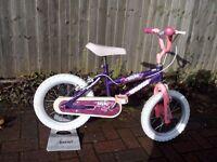 """Magna Wild 14"""" wheels girls bike"""