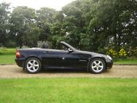 Mercedes slk200 convertible manual, 2003, 78k miles, vgc, fsh