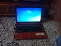 Acer Laptop. Needs new harddrive