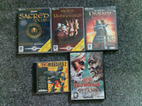 PC Games x 4