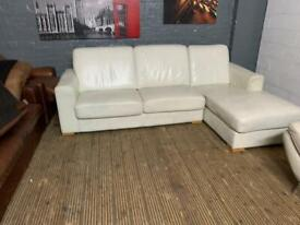 L shape corner sofa with chair