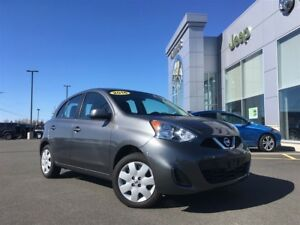 2016 Nissan Micra SV A/C, BLUETOOTH, FUEL SAVER $43* WEEKLY