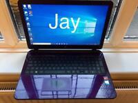 8GB Quad core HP HD Laptop Massive 1TB(1000GB)Window10,Microsoft office,Ready to use
