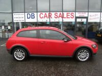 57K MILES!! 2007 07 VOLVO C30 1.8 S 3D 124 BHP **** GUARANTEED FINANCE **** PART EX WELCOME ***