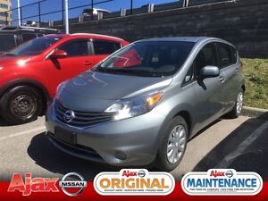 2014 Nissan Versa Note 1.6 SV*One Owner*Low Kms