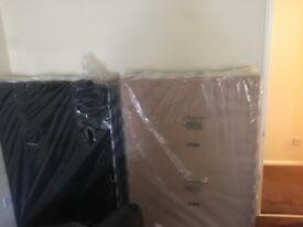 Brand New 4ft 6 divan bed base with mattress