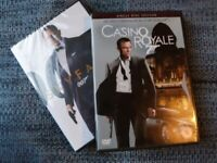 James Bond DVD Daniel Craig Casino Royale