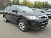 2011 Mazda CX-9 AWD**DVD**LEATHER**SUNROOF** 7 PGRS**CERTIFIED