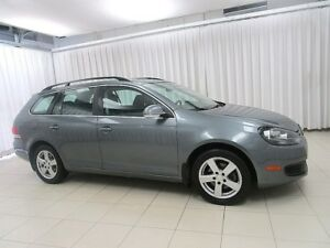 2013 Volkswagen Golf Wagon VW CERTIFIED! 2.5L 5-Speed! Trendline