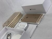 APPLE IPHONE 6S 64GB GOLD * UNLOCKED * AS NEW