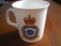 """RAF SQUADRON No7 MUG """"PER DIEM PER NOCTEM"""""""