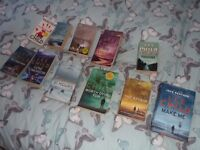 11 LEE CHILD BOOKS FOR SALE