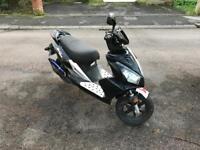 Longjia 50cc moped 2012