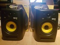 for sale pair of krk Rokit 6's great condition from a smoke free enviroment. £200