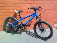 MVB WYLDEE Kids Mountain ,City Bike - Aluminium frame , good brakes , fully working order .