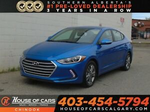 2017 Hyundai Elantra GL w/ Backup Camera, Blind-Spot Assist