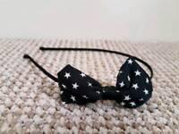 Star Bow Headband