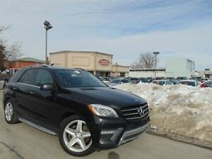 2014 Mercedes-Benz M-Class ML350BT-AMG PKG- NAVIGATION-CAMERA-DV