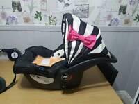 Cosatto Baby Car Seat 0+