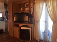 2 Bedroom Caravan For sale on Golden Anchor Skegness **Px car van etc**swap