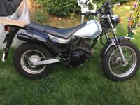 Yamaha Trailway TW125 125cc motorbike (Read Description)