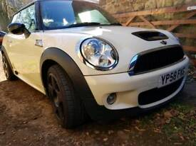 2008 mini cooper s turbo 12 months mot