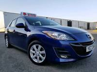 July 2009 Mazda 3 1.6D TS2, One Owner! Full Mazda Service History! Heated Seats! Bluetooth! £30 TAX