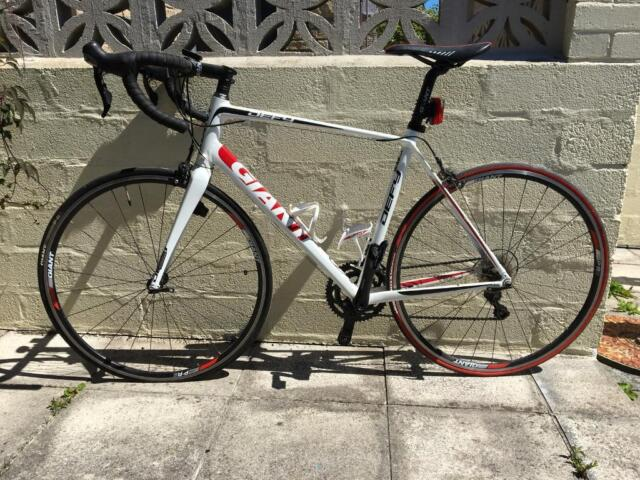 1ae2354a2f0 Giant Defy 1 2013 road bike size M/L plus extras. | in Newquay ...