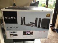 Brand new -Sony Cinema surround model BDV-N7200W 5.1 3