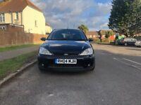 2004 (04) Ford Focus ST170 105,00 miles 12 months MOT,3 Months warranty £1495