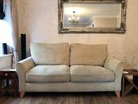 2, 3 Seater Debenhams sofa