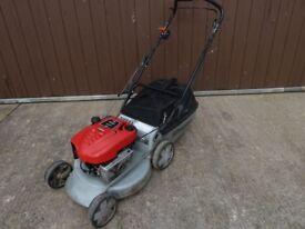 "18"" Masport 500AL Push Rotary Lawnmower with Grass Box"