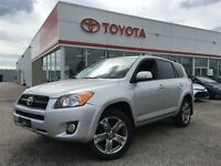 2010 Toyota RAV4 Sport  90 Days No Payments O.A.C.