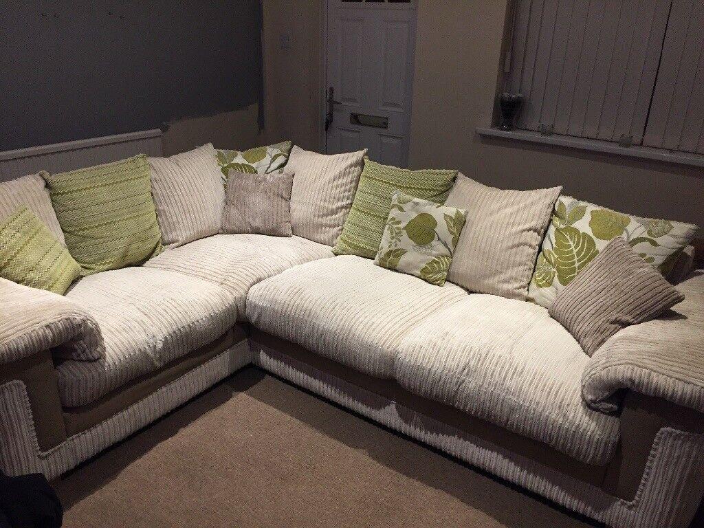 Scatterback L Shape Sofa