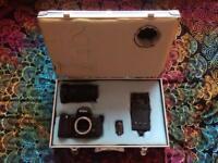 Nikon N8008 Film camera 35mm SLR
