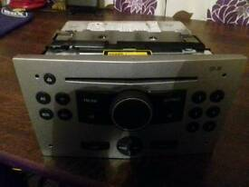 Vauxhall astra mk5 radio/cd player