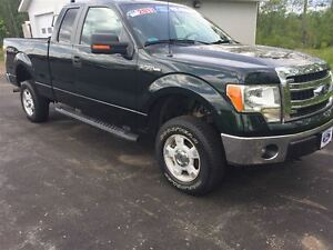 2013 Ford F-150 XLT WITH CONVENIENCE PACKAGE|FACTORY TOW PACKAGE
