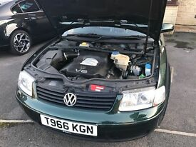 VW Passat 2.8 syncro