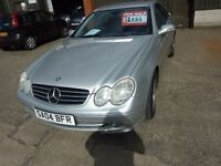 MERCEDES 200 1.8 KOMP CLK ATVERGUARDE MOTD MARCH 2018 2 KEYS