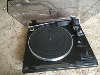 Excellent Vintage PIONEER Hi-Fi Black Stack Audio system