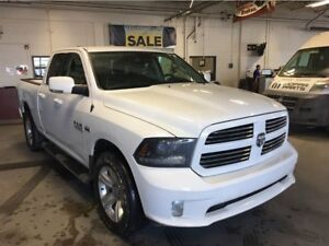 2015 Ram 1500 Sport | HEMI | 4X4 | Leather | Back Up Camera |