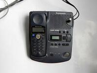 Panasonic KX-TCD965EC Digital Answer Machine Caller Id Cordless Office, Home Phone