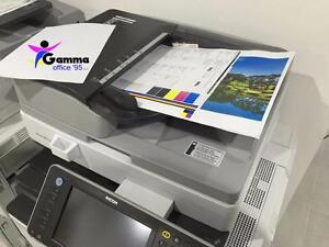 Ricoh Aficio MP C5502a  C5502 C4502/C4502A Colour Copy machines copier Fax Printers Scanner Color Photocopiers for sale