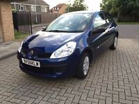 RENAULT CLIO 1.6 16v EXPRESSION AUTO 3dr (56) 2006**FULL SERVICES HISTORY**