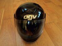AGV Kinetic Full Face Crash Helmet Medium