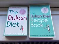 The Dukan Diet book & recipe book