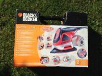 Black & Decker sander in good condition £12
