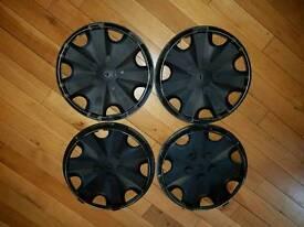 Brand new 15 inch wheel trims
