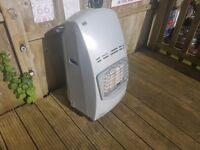Delonghi PORTABLE GAS FIRE IN GOOD WORKING ORDER
