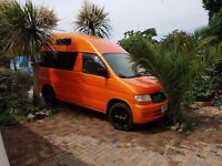 Luxury 2 birth Mazda Bongo camper. Fully fitted kitchen, fully reconditioned engine and gearbox